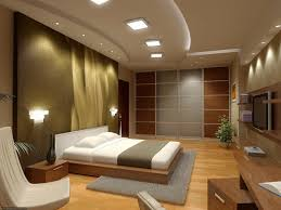 japanese style bedroom modern minimalist shade of brown color bedroom with