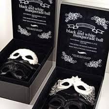 masquerade wedding invitations when your invitation is also your costume masquerade