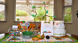 Fruit Decoration Ideas For Baby Shower The Very Hungry Caterpillar Baby Shower Make Life Lovely
