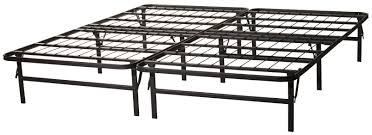 Folding Bed Frame Folding Platform Bed Frame By Comfort