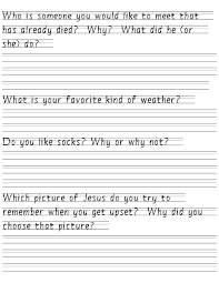 writing worksheet j and m ranch free curriculum resources pre creative writing