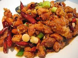 Kung pao chicken by Chef Saadat Siddiqi