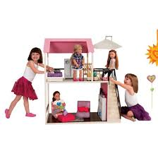 Target Our Generation Bed Our Generation Wooden Dollhouse Target