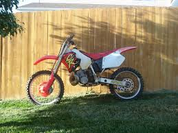 1996 cr250 honda 2 stroke thumpertalk