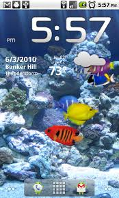 live wallpapers android android app aquarium live wallpaper android central