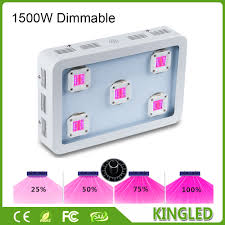 aliexpress com buy bule color 1800w led grow light dimmable