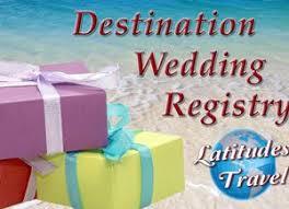 wedding registry for travel diana s dorian s wedding registry latitudes travel