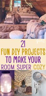 how to make your bedroom cozy 21 fun diy projects that will make your bedroom more cozy cold
