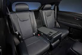 lexus sc300 rear seats report lexus three row crossover due in 2015 automobile magazine