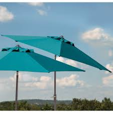 Sunbrella Patio Umbrella Replacement Canopy by Amazon Com Sunbrella 10 Ft Patio Market Umbrella With Auto Tilt