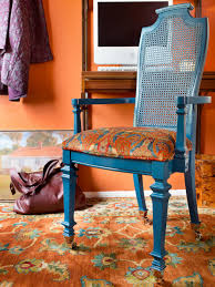 turn formal dining chair into designer desk hgtv turn formal dining chair into designer desk