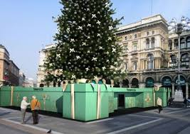 the most expensive tree in europe comes to milan italy