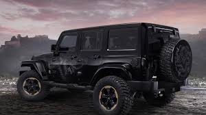 charcoal grey jeep rubicon 2014 jeep wrangler dragon edition announced