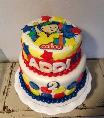 caillou birthday invitations caillou birthday cake kj takes the cake pinterest caillou