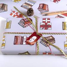 christmas wrapping bags christmas wrapping paper and gift bags notonthehighstreet