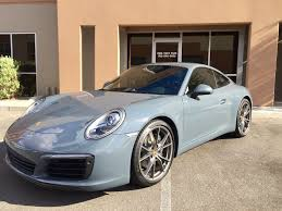 blue porsche 911 2016 porsche 911 carrera graphite blue metallic