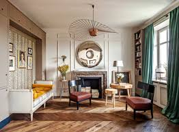 prewar apartment modern french decor inspiration architectural