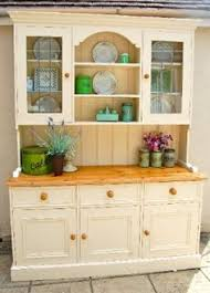 Kitchen Dresser Shabby Chic by Solid Pine Farmhouse Kitchen Welsh Dresser Shabby Chic Painted Fb