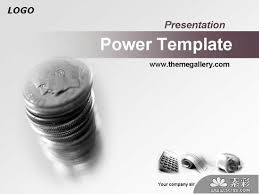 Financial And Economic Ppt Template Ppt Sle Ppt Templates