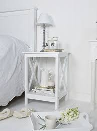 Bedside Table Ideas Best 25 White Bedside Tables Ideas On Pinterest Stands In