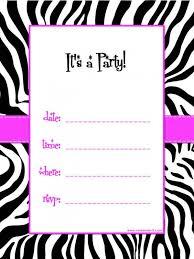 party invitations birthday party invitations free cimvitation