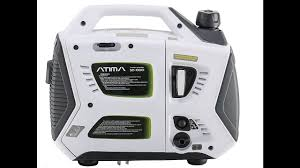 atima sd1000i 1000 watt 4 stroke gas powered quiet portable
