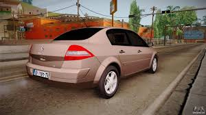 renault phoenix renault megane sedan for gta san andreas