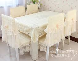 lace chair covers wonderful fashion dining table cloth chair covers cushion
