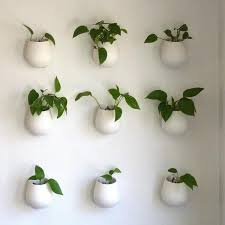 hanging planters and container garden ideas for indoors garden
