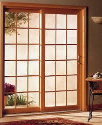 Wood Patio Doors Doors