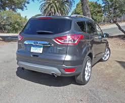 Ford Escape Titanium - 2016 ford escape titanium test drive nikjmiles com