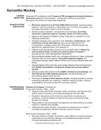 hr resume exles 2 ideas collection exles of resumes sle resume format for fresh