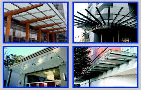 Industrial Awnings Canopies Mp Entrance Canopies Manufacturer Supplier Service Providers
