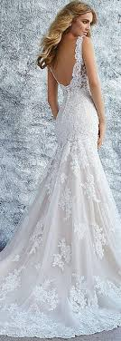 wedding dress necklines mermaid wedding dresses chic tulle organza v neck neckline