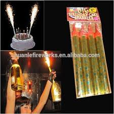 party candles fireworks party birthday candles torch fireworks indoor