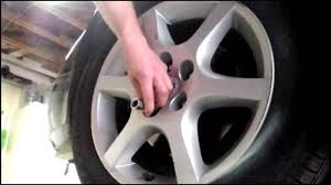 nissan sentra wheel bolt pattern diy wheel lock removal with no key nissan altima youtube