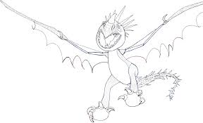 draw stormfly train dragon 1 2 easy