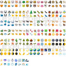 emojis for android ios to hangout emoji comparison explodedsoda