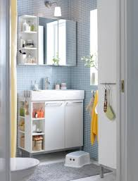 bathroom ideas large bathroom mirror with shelf hanging on mosaic