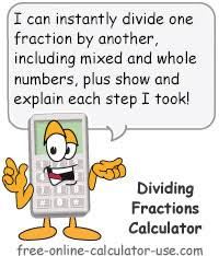 dividing a whole number by a fraction dividing fractions calculator including whole and mixed numbers