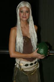 Game Thrones Halloween Costumes Daenerys 190 Game Thrones Party Images Cosplay Ideas