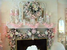 Shabby Chic Fireplace Mantels by Shabby Chic Christmas Skates These Look