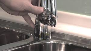 how to install a top mount installation pull down kitchen faucet