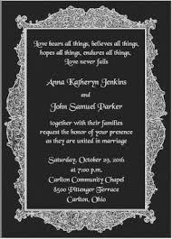 Carlton Wedding Invitations And Silver Wedding Invitations