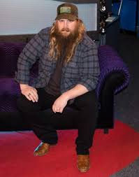 chris stapleton sings u0027broken halos u0027 live and talks getting the