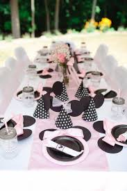 Pink And Black Minnie Mouse Decorations 98 Best Michey Y Miny Images On Pinterest Mickey Mouse Parties