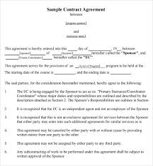 construction agreement template legal contracts template 25