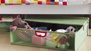 ikea under bed storage under bed storage ikea home tour youtube
