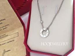 gold diamond love necklace images Love necklace cartier all collections of necklace jpg