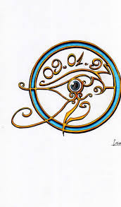 eye of horus design by crieduchat on deviantart